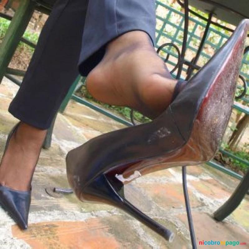 Fetichista de los pies